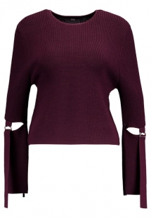 Statement Strick Pullover